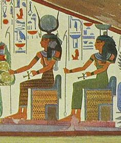 One of her only known functions is that of protector of the deceased's organs. She watched over the Canopic Jars that contained them and als...
