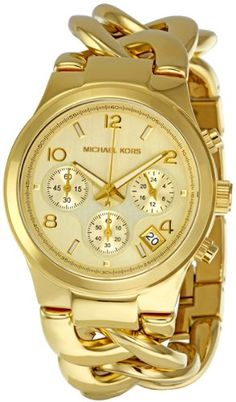 Women's Watch   - Pin it :-) Follow us .. CLICK IMAGE TWICE for our BEST PRICING ... SEE A LARGER SELECTION of women's watch at  http://azgiftideas.com/product-category/womens-watch/  - gift ideas , valentines , womens - Michael Kors MK3131 Women's Watch