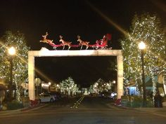 Merry Christmas from Downtown Newhall