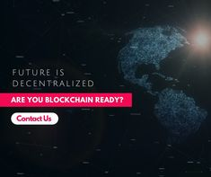 Future is decentralized. Are you Blockchain ready? Reap The Benefits, Software Development, Blockchain, Technology, Future, Tech, Future Tense, Engineering