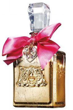 Viva La Juicy di Juicy- Jerrad got me the big bottle!! Happy early Christmas to me!! :)