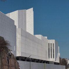 Finlandia Hall, Alvar Aalto, Helsinki, 1971