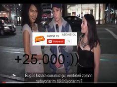 Spermi Yutuyormusun Tükürüyormusunuz Sorusuna Kızlardan Cevap (Türkçe Altyazı) - YouTube