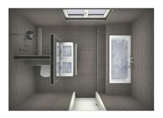 Image result for family bathroom 3x2.8 m
