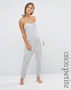 ASOS Petite | ASOS PETITE LOUNGE - Combinaison en jersey chiné