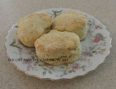 Making biscuits with Margarine!! Cheaper and tasted delicious!