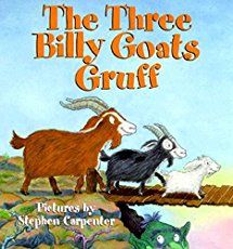 The Three Billy Goats Gruff by Stephen Carpenter. For prek and up, challenge students to build different types of bridges as an extension (plastic cups and craft sticks; Test with toy goats. Kindergarten, Music Classroom, Music Teachers, Classroom Ideas, Elementary Music, Children's Literature, Read Aloud, Story Time, Nursery Rhymes