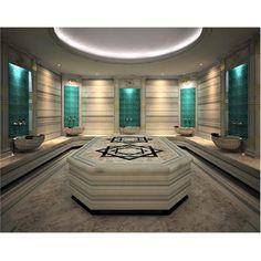 Traditional Turkish Bath