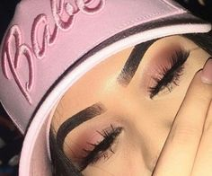 Image about makeup in Make up 💄💋 by moonchildalexx_ Makeup Eye Looks, Cute Makeup, Glam Makeup, Gorgeous Makeup, Pretty Makeup, Skin Makeup, Makeup Inspo, Eyeshadow Makeup, Beauty Makeup
