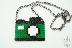 Geeky Photo Necklace by UHHU on Etsy, €7.00
