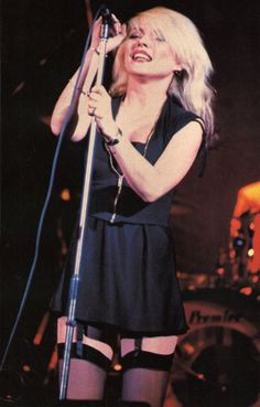 Rock Into The Eighties with Blondie © Screen Scene Magazine (1979)