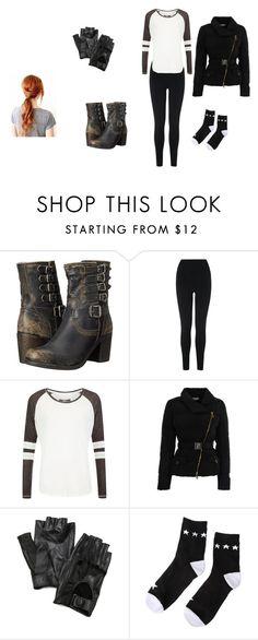 """winter frost"" by gingerninja624 on Polyvore featuring Frye, L.K.Bennett, Superdry, Versace and Carolina Amato"