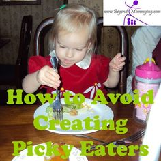 Tips for avoiding creating a child who is a picky eater. Toddler Wont Eat, Toddler Meals, Kids Meals, Easy Meals, Picky Eater Lunch, Picky Eaters, Most Common Food Allergies, Parenting Courses, Parenting Teens