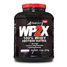 WP2X Whey Protein 2,27kg | Isatori
