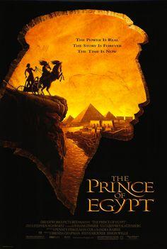 The Prince of Egypt (Il principe d'Egitto) - DreamWorks (1998)