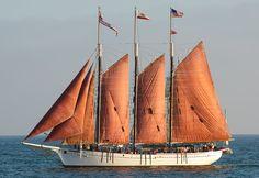 Tall Ship Dana Point California