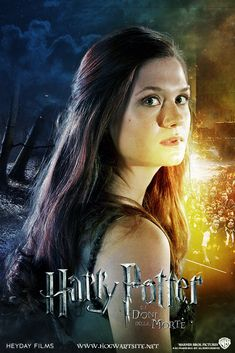 Character Poster Deathly Hallows Ginny | Ginny Weasley Deathly Hallows Part 2 More like this. comments