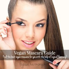 This vegan mascara guide from Logical Harmony helps you find the best cruelty-free and vegan foundation for you.