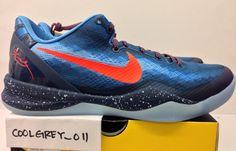 "Releasing: Nike Kobe 8 System ""Blue Blitz"""