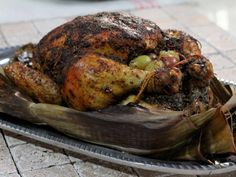 Get Bal Arneson's Indian Roast Chicken Recipe from Cooking Channel