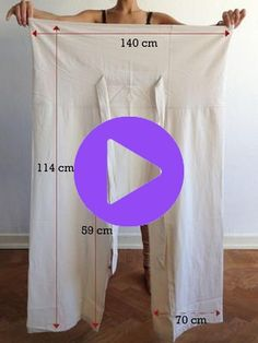 Beginner Sewing Patterns, Sewing Projects For Beginners, Thai Fisherman Pants, Word Patterns, Sewing School, Fashion Design Sketches, Pattern Drafting, Pants Pattern, Fashion Sewing