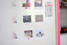 Pimpe ton frigo avec des magnets photos personnalisés !   Vickie in the sky - Blog lifestyle mode beauté - Rennes