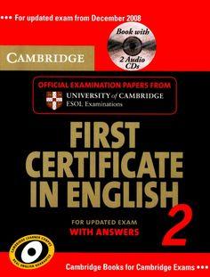 Cambridgefirstcertificateinenglish2