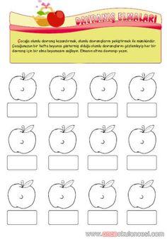 Davranış Takip Formu Örnekleri (14 Adet) - Önce Okul Öncesi Ekibi Forum Sitesi - Biz Bu İşi Biliyoruz
