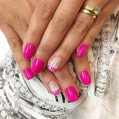 """#linda #unhaslindas #nails #supervaidosa #manicure"""