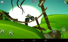MotoHeroz by Ubisoft: explore the path less traveled.  Quite a challenging platform racing game.