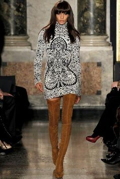 Emilio Pucci Fall-Winter 2013-2014 Fashion Show at Milan Fashion Week-05