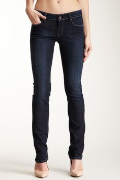 Sinclair Denim Rowan the Vertical Jean
