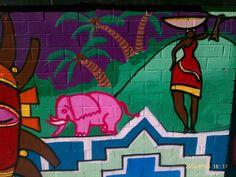 Art Find.  Harlem, New York City.