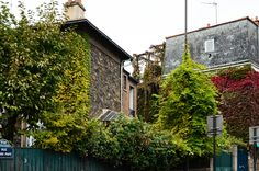 Paris 13e - Place de l'Abbé Georges Hénocque et rue Henri Pape