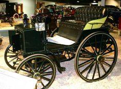 1892 Panhard et Levassor Voiturette - National Automobile Museum