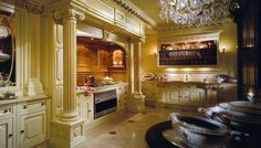 Luxury Kitchens For Small Spaces