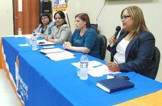 Diálogo sobre mujeres en la justicia