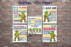 Ninja Turtles Scriptures Ninja Turtles Scriptures