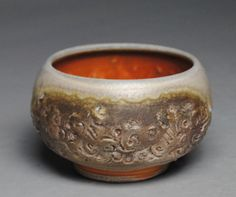 Tea Bowl Wood Fired Chawan F64 by JohnMcCoyPottery on Etsy
