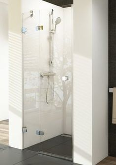 Sprchové dveře RAVAK BSD2-100 L (9450 Kč)