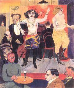 The Republic of Weimar: Rudolf Schlichter