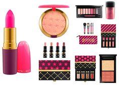 Review: MAC Cosmetics Nutcracker Sweet, Eyeshadow, Brush, Mineralize, Lip Kits, Sets, Holiday 2016