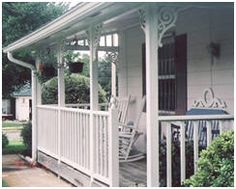 VintageWoodworks.com - Find beautifully crafted interior and exterior woodwork details to decorate your home, cottage porch or playhouse.