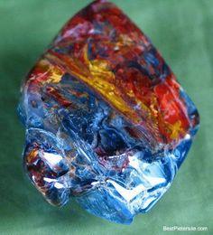 Pietersite Rough Gemstone