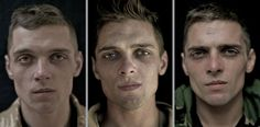 "Photographer, reporter and filmmaker Lalage Snow followed for 7 months in 2010 some British soldiers before, during and after a mission in Afghanistan. The portraits are collected in the book ""We Are Not Dead""."