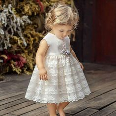Girls Dresses, Flower Girl Dresses, Cool Outfits, Prince, Wedding Dresses, Clothes, Fashion, Dresses For Christening, Layette