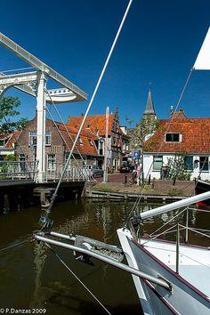 Edam, Noord-Holland.