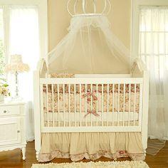 Rose Baby Bedding @PoshTots