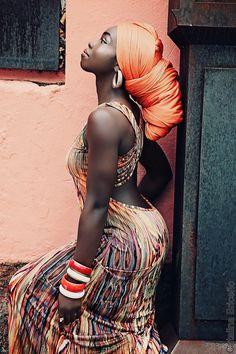 Catalina Briceno ~African fashion, Ankara, kitenge, African women dresses, African prints, African men's fashion, Nigerian style, Ghanaian fashion ~DKK
