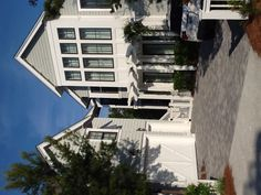 Beach house at Watersound! Home Design Decor, House Design, Avalon House, Real Estate Buyers, Exterior House Colors, Exterior Homes, Dream Beach Houses, Beach Properties, White Houses